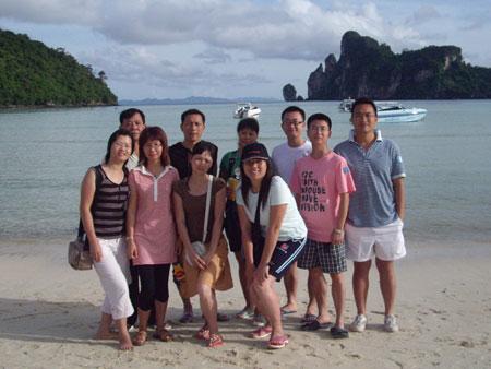 泰国旅游着装