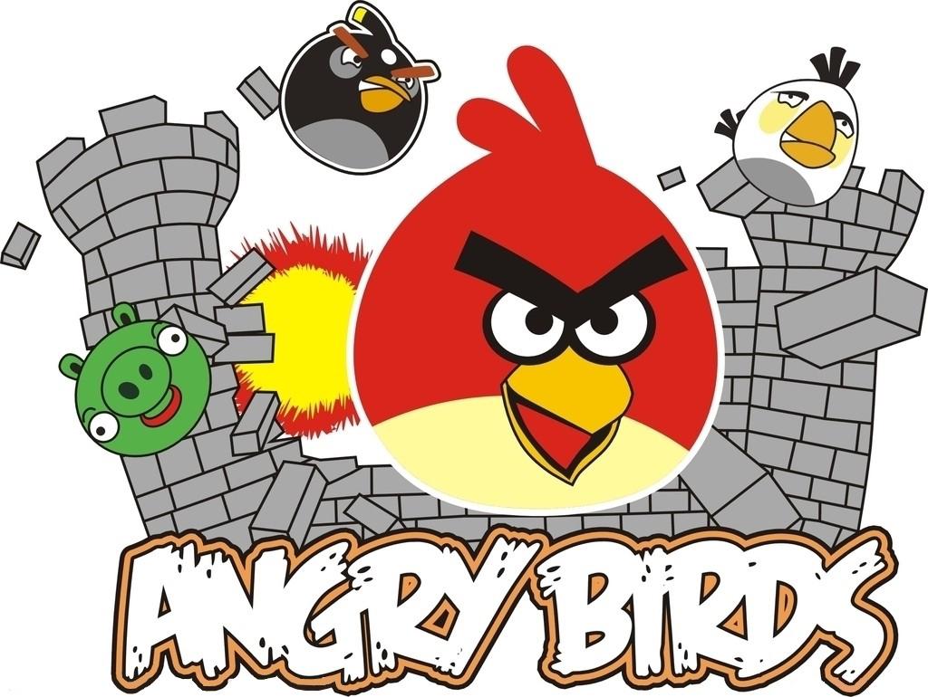 """愤怒的小鸟从线上""""飞""""到线下"""